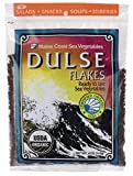 Dulse Flakes - Certified Organic- Sea Vegetables, washed, Pure Vegan- Maine COhsawast