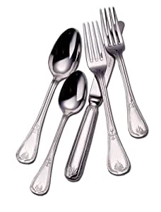 Couzon Consul Stainless Steel 5 Piece Place Setting