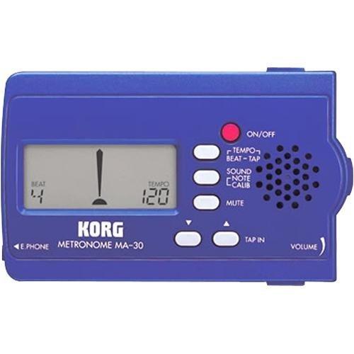 Korg MA-30 Ultra Compact Digital Metronome