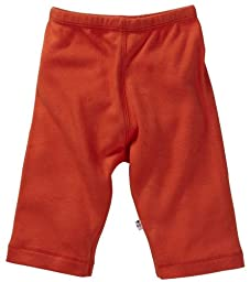 Babysoy Unisex Baby Oh Soy Comfy Pants - Tomato - 12-18 Months