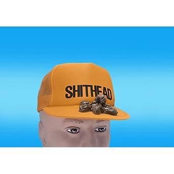 Shithead Funny Baseball Hat