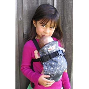 Beco Mini Toy Doll Carrier ~ Paige