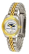 Nevada Wolf Pack Suntime Ladies Executive Watch - NCAA College Athletics