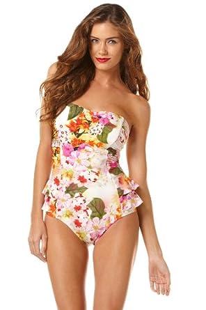 Bohemian swimsuit