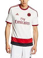 adidas Camiseta de Fútbol Acm A Jsy (Blanco)