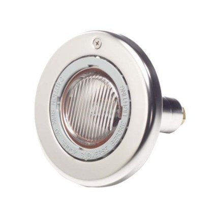 Sta-Rite 05607-2050 SunLite Brass LTC Pool and Spa Light, 120 Volt, 50 Foot Cord, 250 Watt