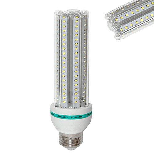 Lampadina led attacco e27 30w 300w faretto luce bianco for Lampadine led costo