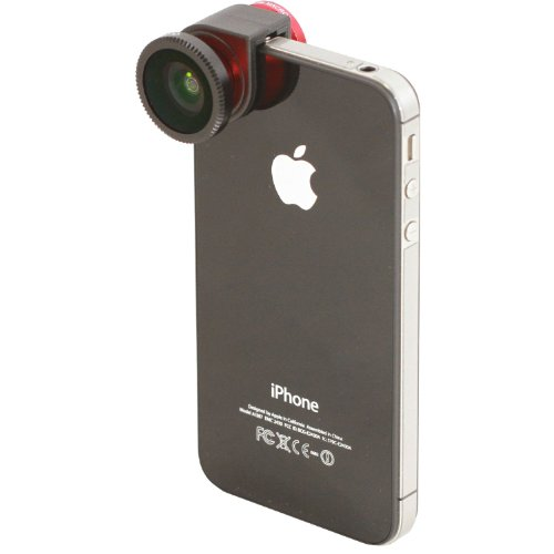 Olloclip iPhone 4 / iPhone 4S Objektiv, 3-in-1