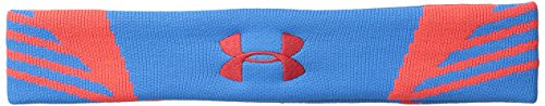 Under Armour Undeniable Fitness fascia innegabileFitness, Unisex, Fitness Stirnband Undeniable Headband, blu, Taglia unica