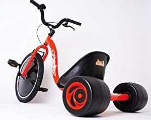 Amazon.com: Big Drift Adult Trike (Red): Toys & Games