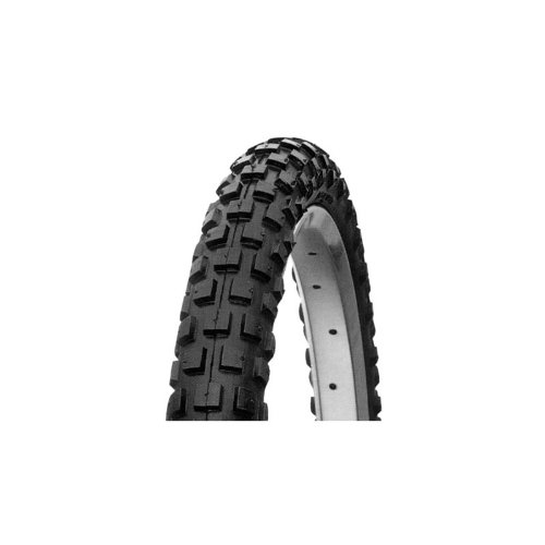 "CHENG SHIN 20/"" X 2.125/"" KNOBBY BLACK BICYCLE TIRE"