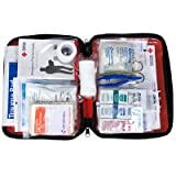 First Aid Only Be Red Cross Ready First Aid Kit, Red