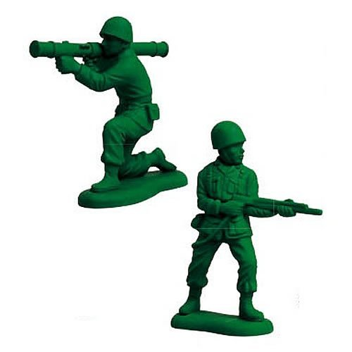 NUOP Design Gi Army Men Eraser