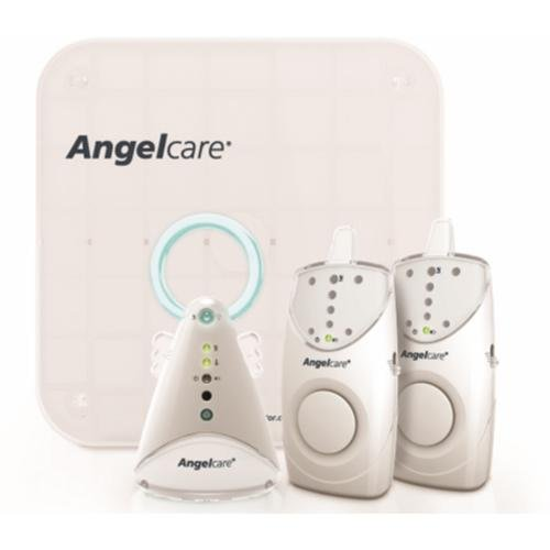 Angelcare Movement Sensor With Sound Monitor - White