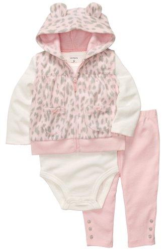 Little rebels off road 3-pc. vest & pants set - baby
