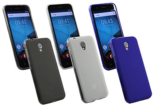 emartbuyr-vodafone-smart-prime-7-matt-case-cover-custodia-in-gel-set-di-3-nero-chiaro-e-blue
