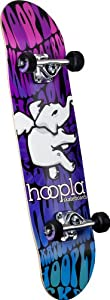 Buy Hoopla Hippie Stick Assembly Skateboards (7.75-Inch) by hoopla skateboards