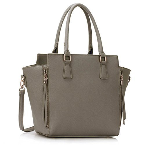 Ladies Shoulder Bags Womens Large Designer Handbags Tote Shoulder Faux Leather Fashion Bags