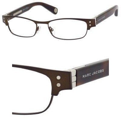 Marc Jacobs Marc Jacobs MJ483 Eyeglasses-098G Semi Matte Brown/Havana-52mm