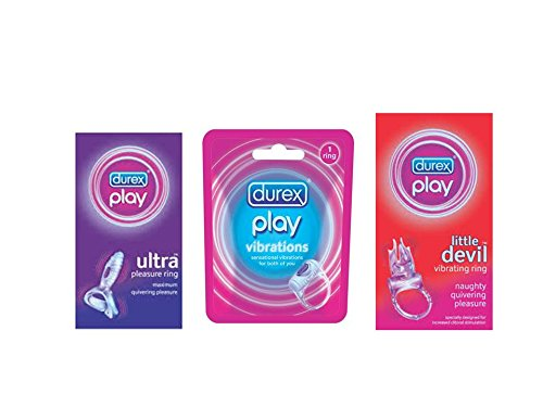 Durex play all vibrators combo