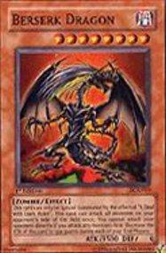 YuGiOh Dark Crisis Berserk Dragon DCR-019 Super Rare [Toy]