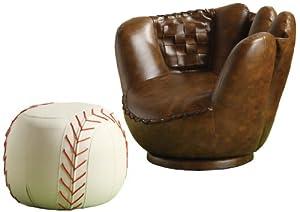Soccer Ball Bean Bag Chair