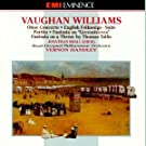 Vaughan Williams: Oboe Concerto, Fantasia Tallis, Suite Greensleeves, Partita