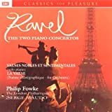 Ravel - Piano Concertos + Worksby Maurice Ravel