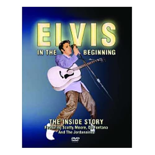 Elvis-Presley-In-The-Beginning-DVD