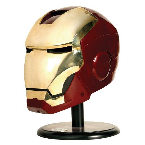 : Officially Licensed Marvel Iron Man Movie Mark 3 Helmet Prop Replica Life Size Limited Edition