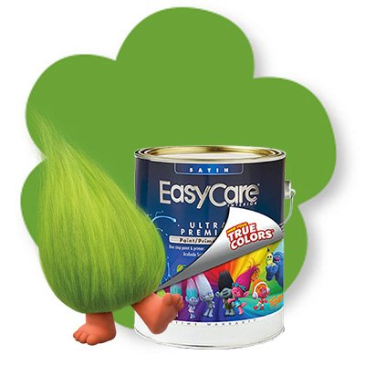 true-value-mfg-company-trolls-paint-primer-in-one-fuzzbert-green-satin-latex-1-qt