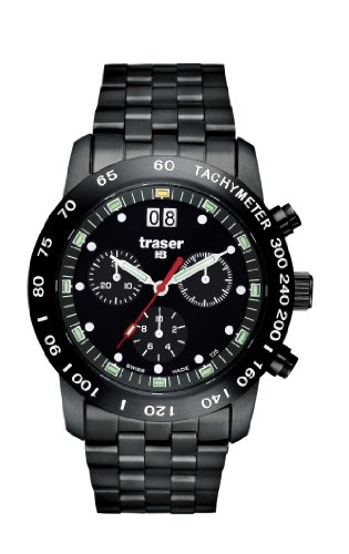 Traser T 4004 Men's Chronograph Classic Big Date