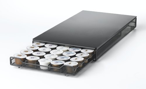 Nifty Starbucks Verismo Capsuel Drawer - Holds 50 Verismo Capsules