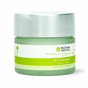 MyChelle Dermaceuticals Daily Defense Cream SPF 17 -- 1.2 fl oz by MyChelle