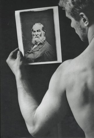 Duane Michals Salute, Walt Whitman /Anglais