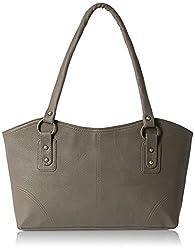 Alessia74 Women's Handbag (Grey) (PBG287I)
