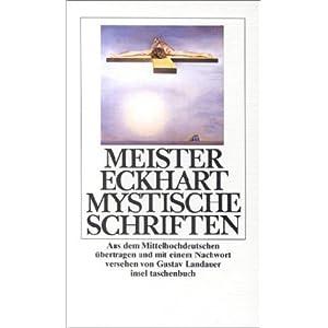 eBook Cover für  Mystische Schriften insel taschenbuch