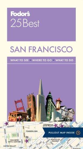 Francisco San Fodor 25 mejores (Guía de viaje de todo color)