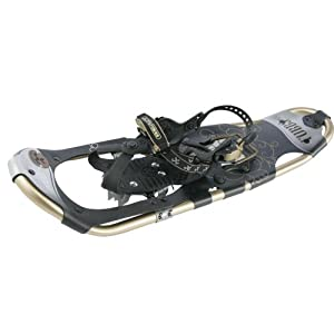 Tubbs Women's Xpedition Snowshoe (Black/Gold, 25-Inch)