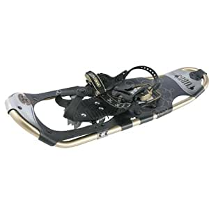 Tubbs Women's Xpedition Snowshoe (Black/Gold, 21-Inch)