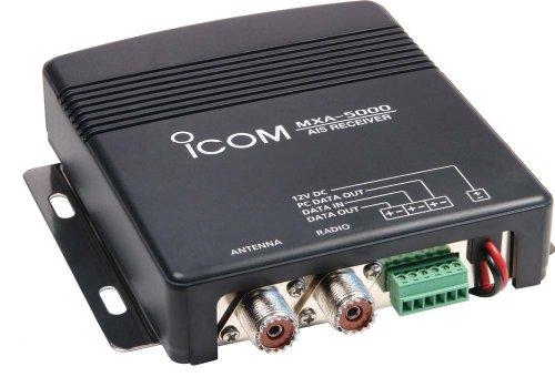 icom-mxa-5000-dual-channel-ais-marine-receiver