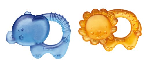 Fisher-Price Luv U Zoo Water Teether Duo (Discontinued by Manufacturer) - 1