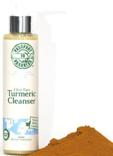 paraben and petrolum free facial cleanser