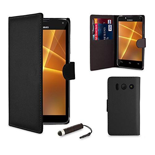 32nd-r-slim-flip-case-wallet-for-huawei-ascend-y300-black-noir-book-black-huawei-ascend-y300