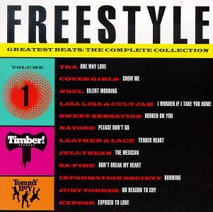 - FREESTYLE GREATEST BEATS-THE COMPLETE COLLECTION VOL.1 - Zortam Music
