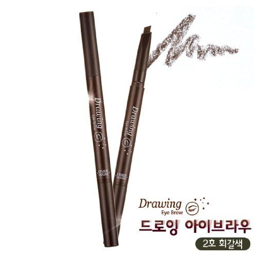 ETUDE HOUSE Drawing Eye Brow #2 Gray Brown