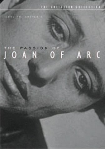 Cover art for  The Passion of Joan of Arc (The Criterion Collection)