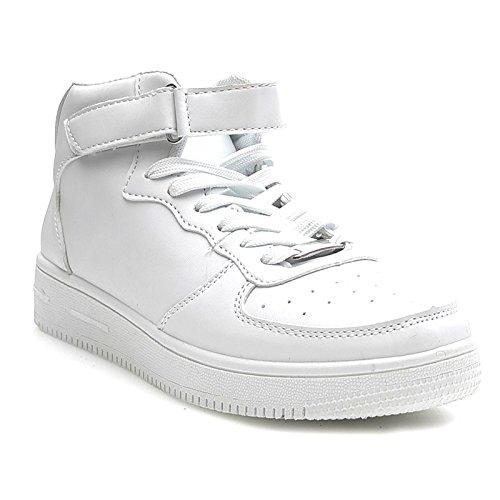 Jumex - Pantofole a Stivaletto Uomo , Bianco (bianco), 37 EU