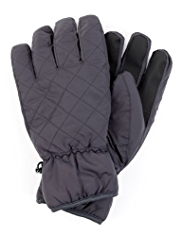 Windproof Performance Quilted Gloves
