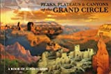 img - for A Book of 33 Postcards Peaks, Plateaus & Canyons of the Grand Circle book / textbook / text book